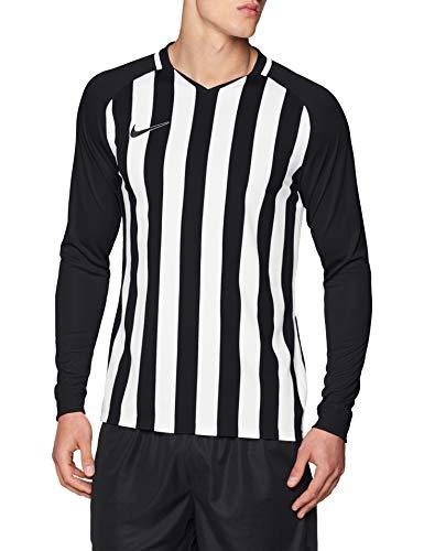 Nike Striped Division III LS Camiseta Hombre Talla XXL