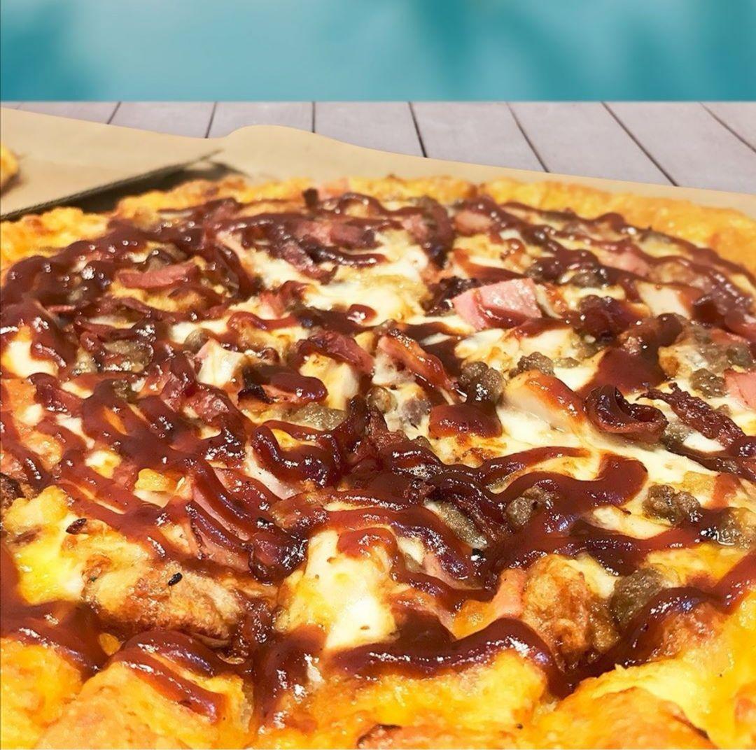 Descuento domino's pizza online