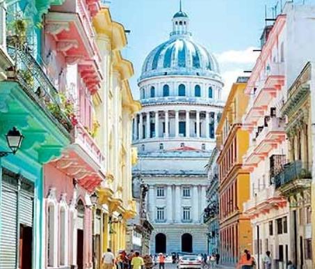 OCTUBRE Vuelos directos desde Frankfurt a Cuba por 260€ ida y vuelta