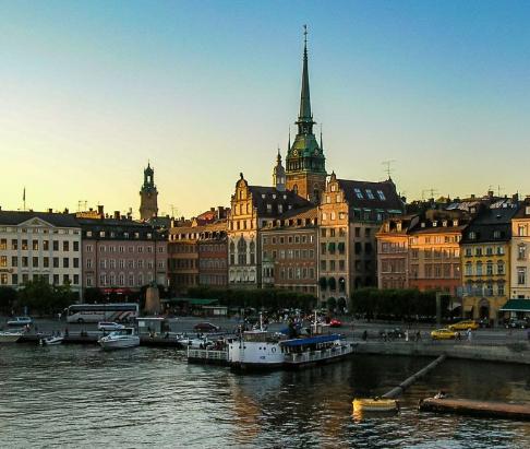 Noviembre Vuelo Barcelona - Estocolmo por 26€ ida y vuelta