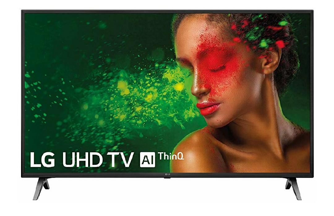 """TV 55"""" LG 4K con AI"""