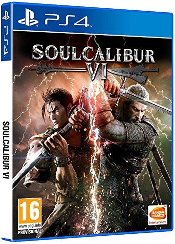Soulcalibur VI  PS4- Edición Estándar