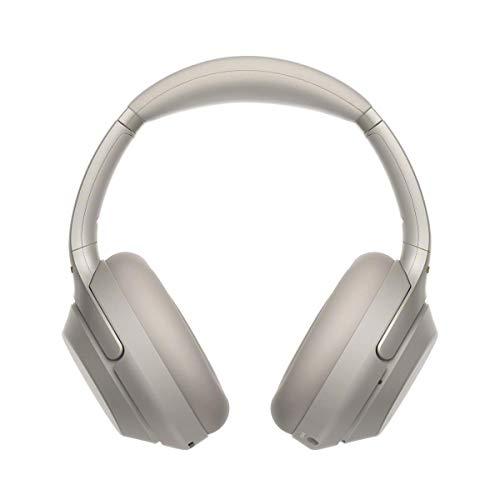 Sony WH-1000XM3S - Auriculares de Diadema Color Plata