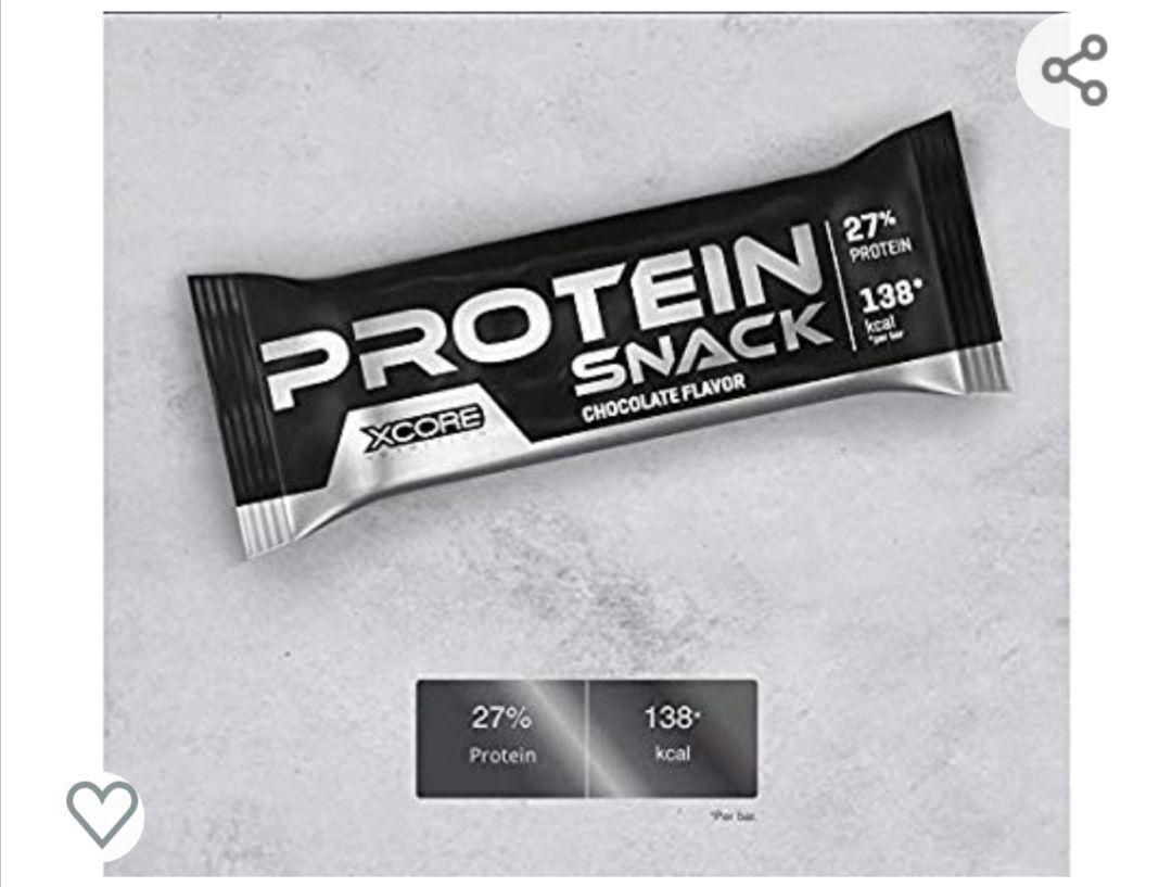 Xcore Protein Snack  27% de Proteínas X 12