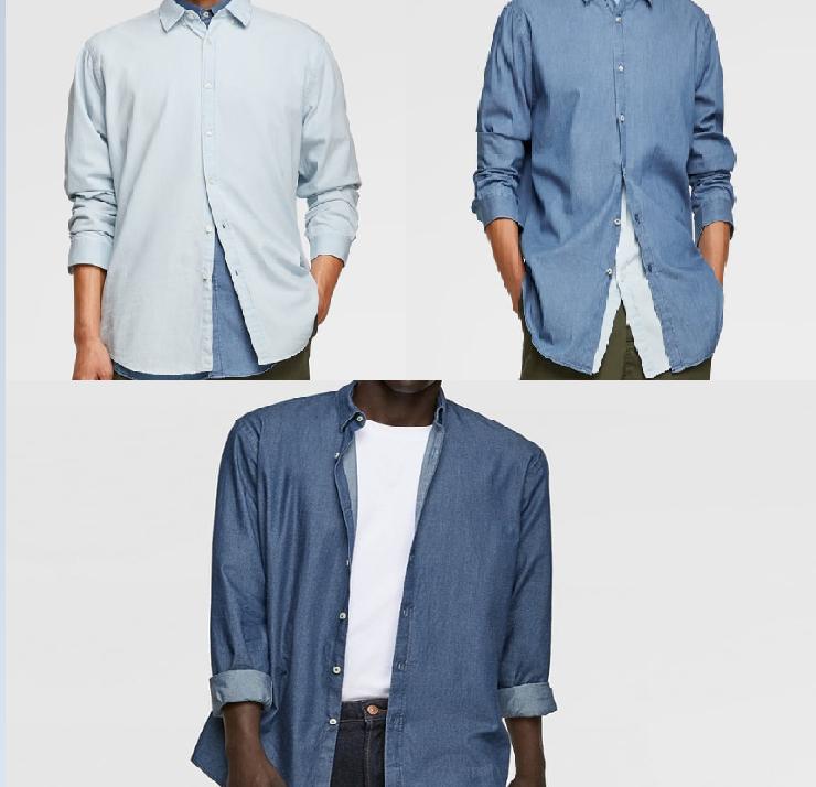 Camisa para hombre de Zara