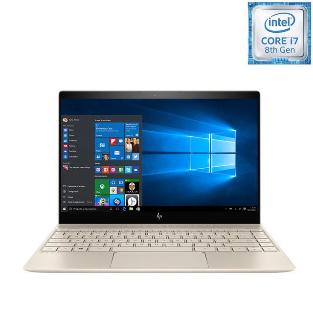 Ultrabook portátil HP Envy 13-ad103ns, i7, 8 GB, 256 GB SSD, MX150 2 GB