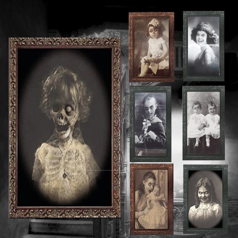 Marco de fotos fantasma 3D marcos de fotos de Horror desde 2.62 euros.