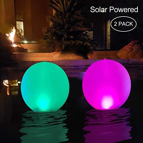 2X Luces LED flotantes solo 6€