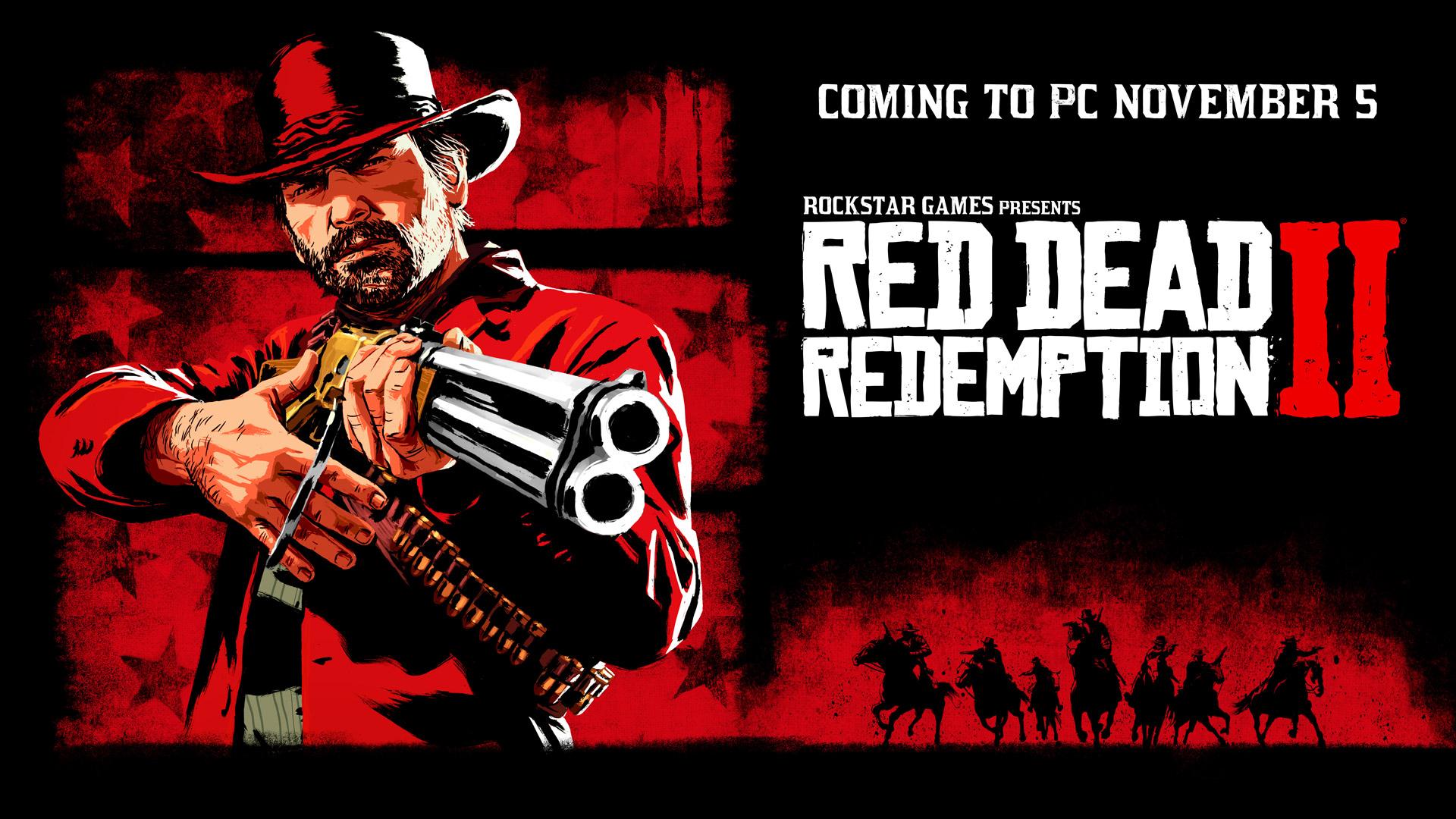 2 juegos de Rockstar para PC de regalo al reservar RDR2