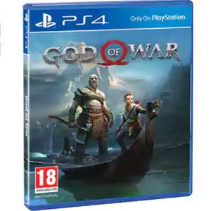 God of war (Playstation 4, AlCampo)