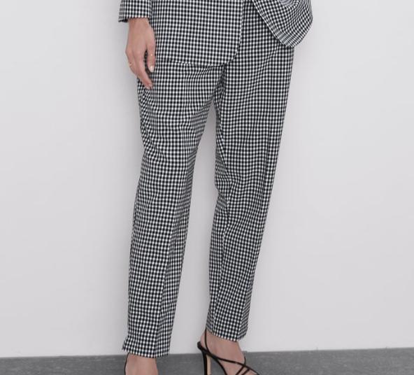 Pantalón de mujer Zara