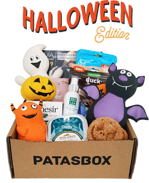 Caja Patasbox Halloween