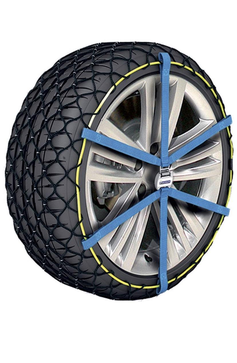 Michelin 008307 Easy Grip Evo 7 Cadena de Nieve