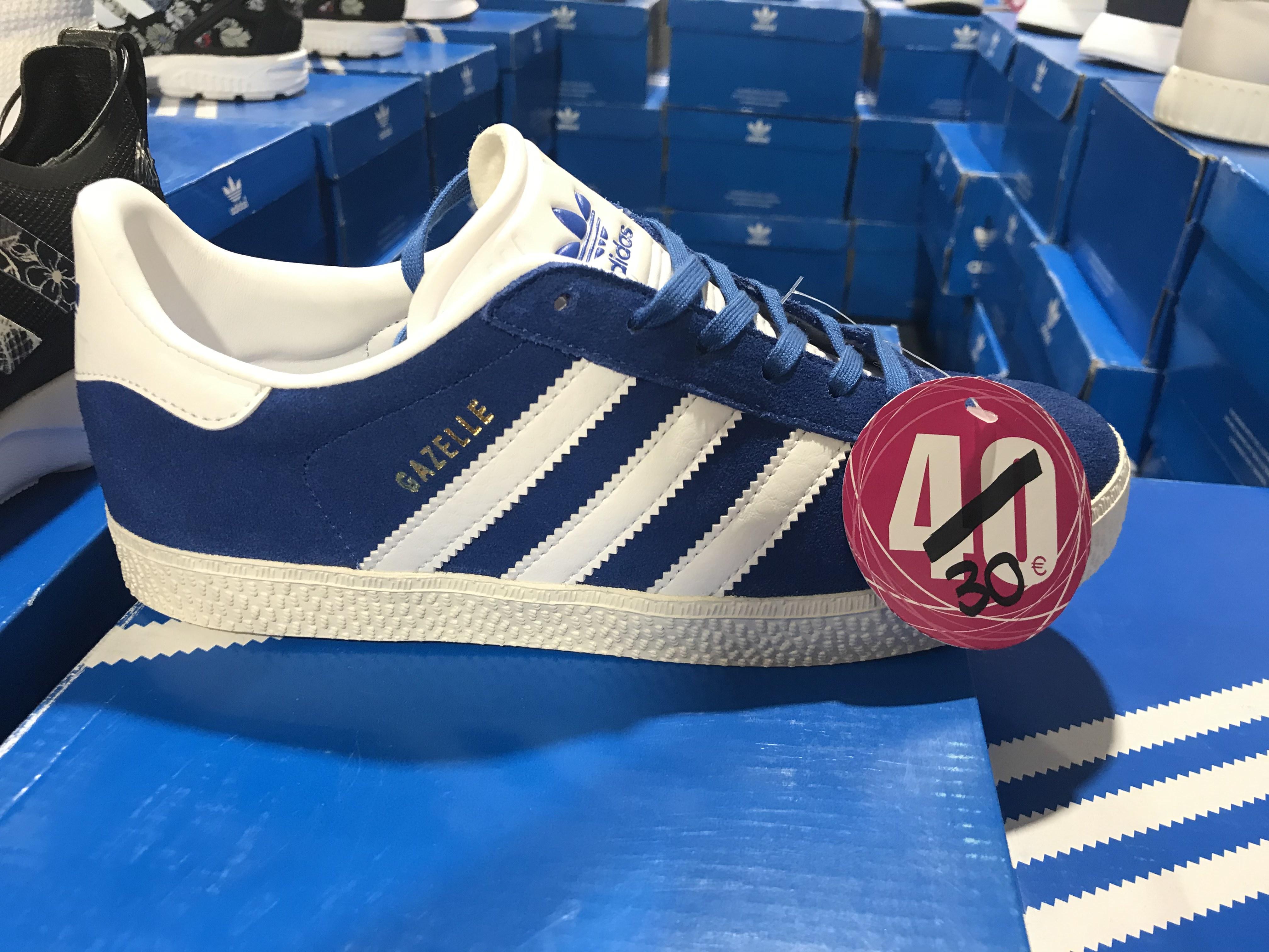 adidas Gazelle (Azul Marino) Niñ@s en Sambil Outlet (Madrid)