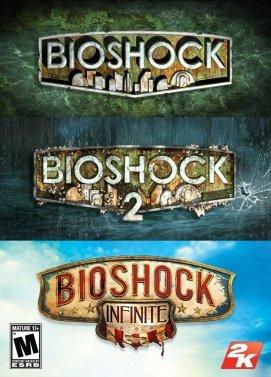 Bioshock Trilogy por solo 5,49 euros