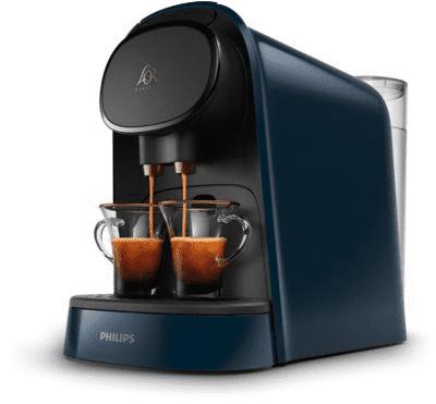 Cafetera L'or Barista + 150 cápsulas de café Nespresso