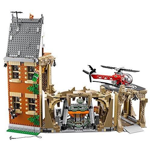 LEGO DC Comics Super Heroes Batcueva de Batman clásico de TV - Juegos de construcción 2500 piezas
