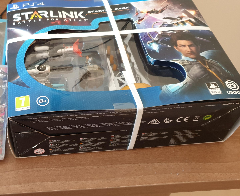 Starlink PS4 starter pack a 5,88€ Alcampo Castellon