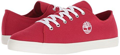Zapatillas Timberland rojas