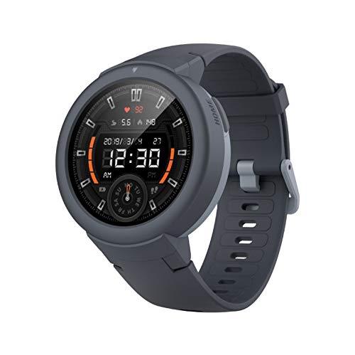 Amazfit Verge lite- Reloj Inteligente con Bluetooth, Color Gris (Amazon)