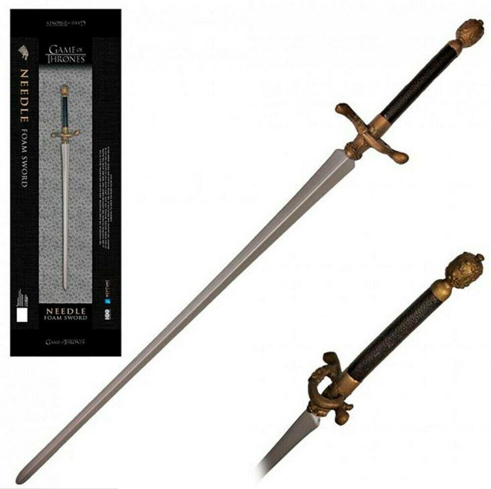 Espada aguja Arya Stark escala real 1/1 Juego de Tronos
