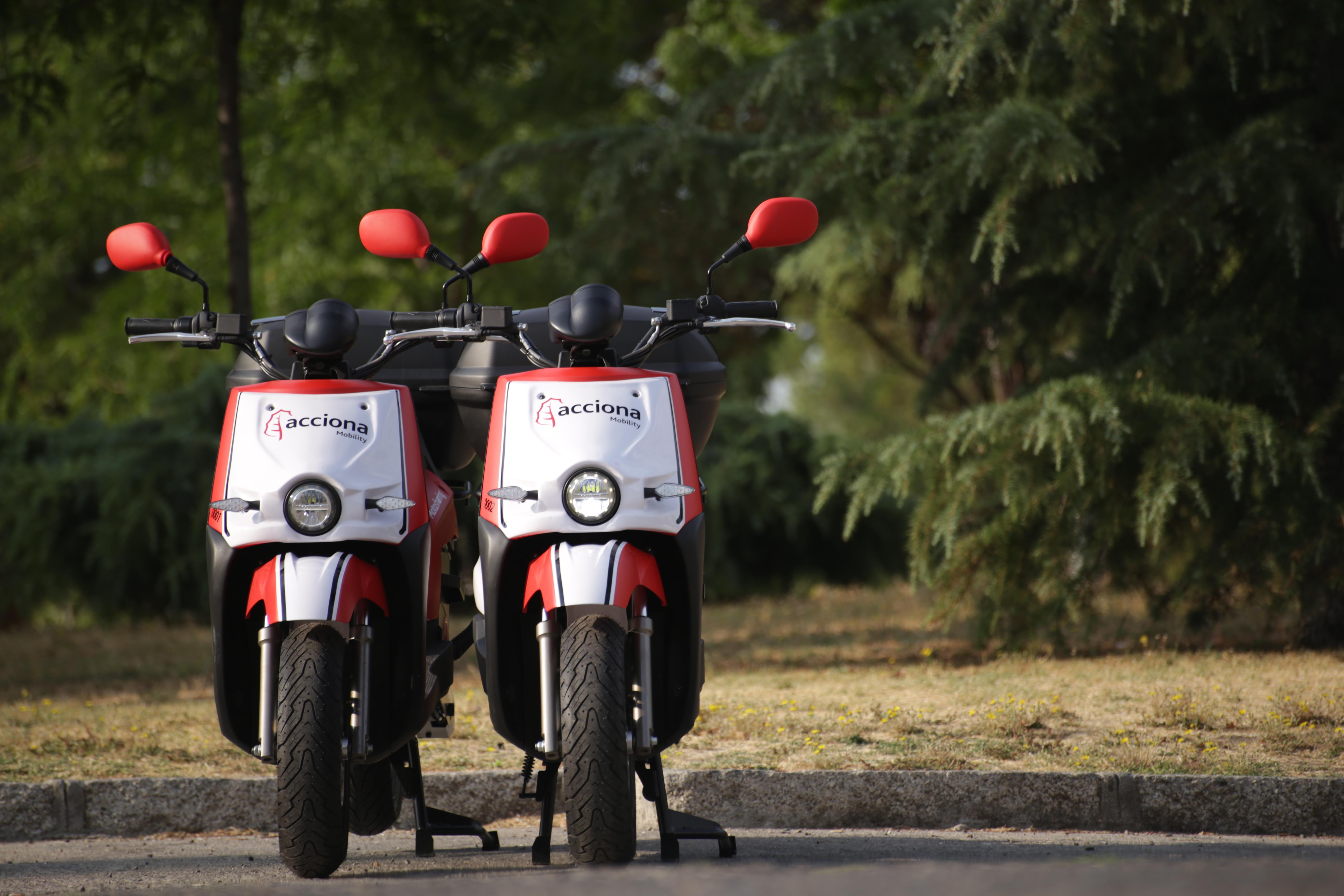 ¡¡60 minutos GRATIS en motos ACCIONA (nuevos usuarios) !!