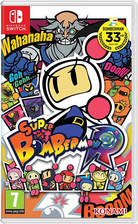 Súper Bomberman (Juego digital) 50% Nintendo Switch