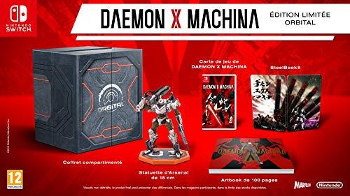 Daemon & Machina Edición Limitada Nintendo switch