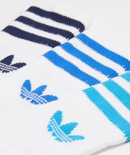 Calcetines Adidas 3 pares TALLAS PEQUEÑAS