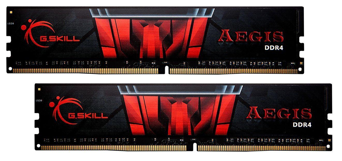 G.Skill Aegis 16GB (2x8GB) 3000MHz
