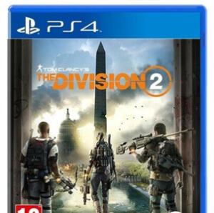 The Division 2 (PS4, Físico, AlCampo)
