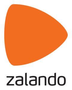 Cupon de descuento Zalando