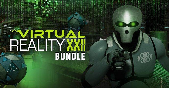PC (VR): VIRTUAL REALITY XXII BUNDLE - 10 juegos - (videos dentro)