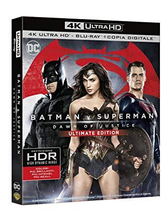 Batman V Superman: el amanecer de la justicia en 4K