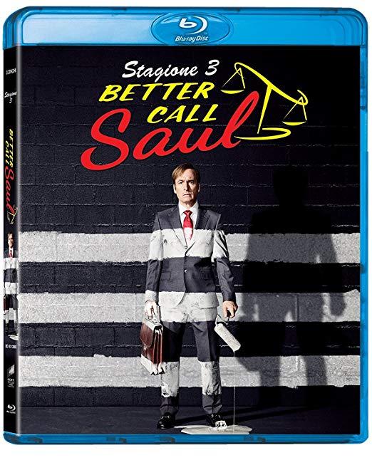 Blu-ray Better Call Saul - Temporada 3