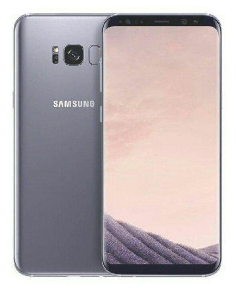 """Samsung Galaxy S8 5,8"""" Gris Orquídea"""