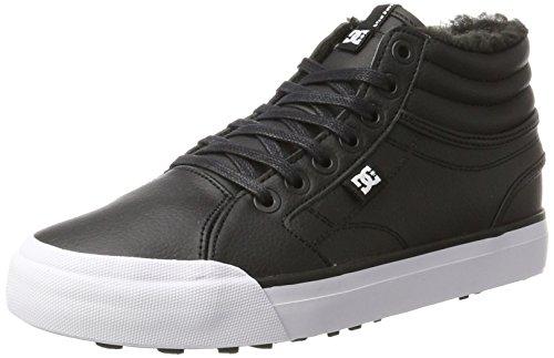 DC Shoes Evan Hi WNT, Zapatillas para Mujer Tallas 37 y 40 (Poco Stock)