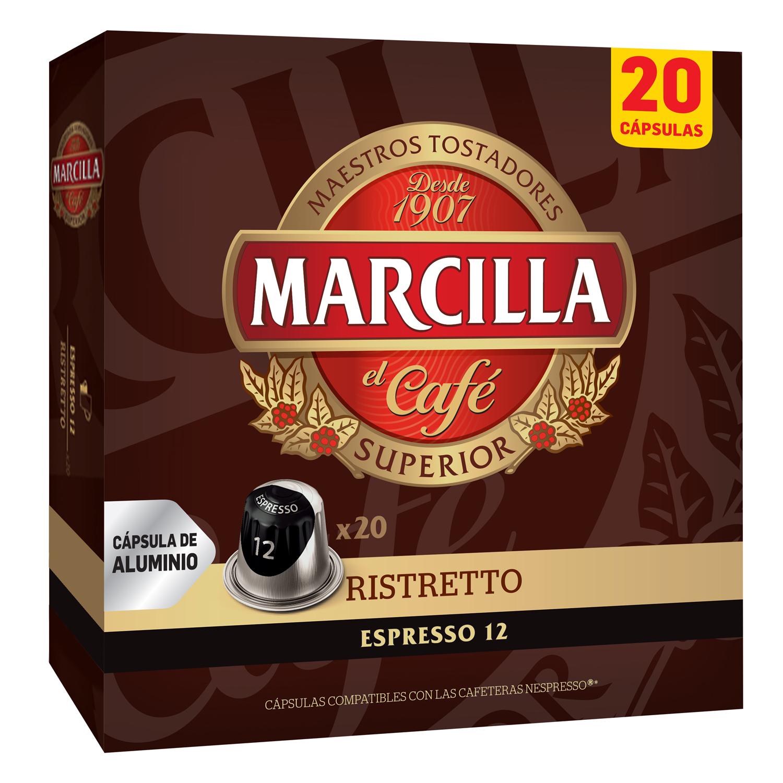3x2 En productos Marcilla Capsulas Nespresso