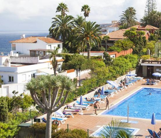 Noviembre Tenerife 228€/p= 7 noches en hotel 4* con desayuno + vuelos desde Madrid