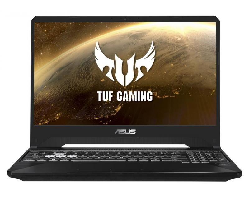 """Asus TUF Gaming FX505DT-BQ180 Negro Portátil 39,6 cm (15.6"""") Full HD Ryzen 5 3550H 8 GB 256 GB SSD GTX 1650"""