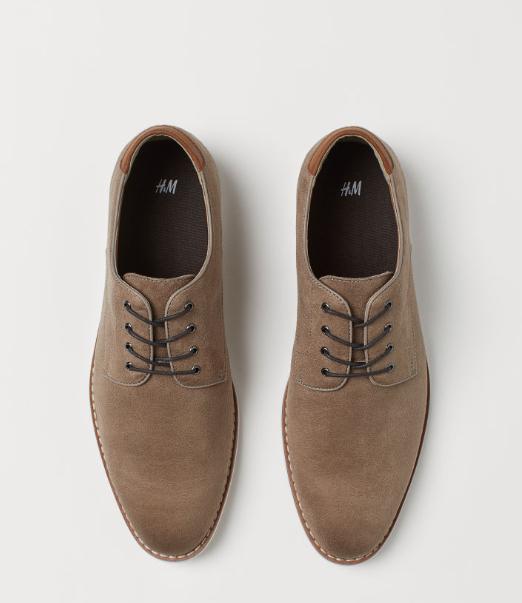 Zapatos Derby de H&M