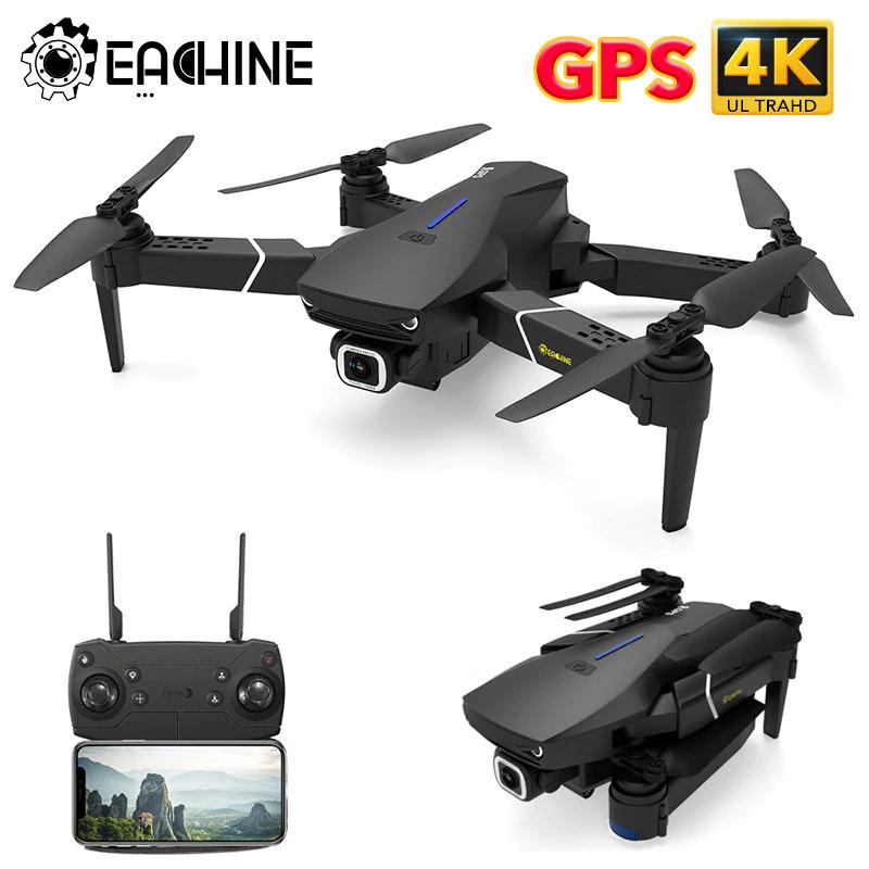Eachine E520S GPS Sígueme WIFI FPV Quadcopter con 4 K/1080P