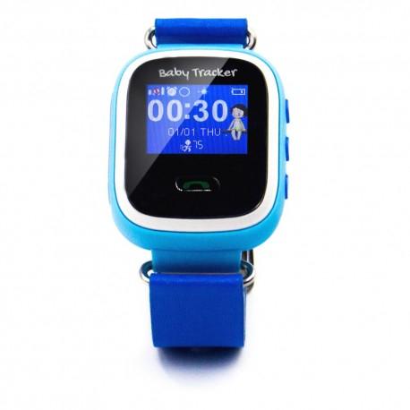 Overnis Babytracker Smartwatch Azul