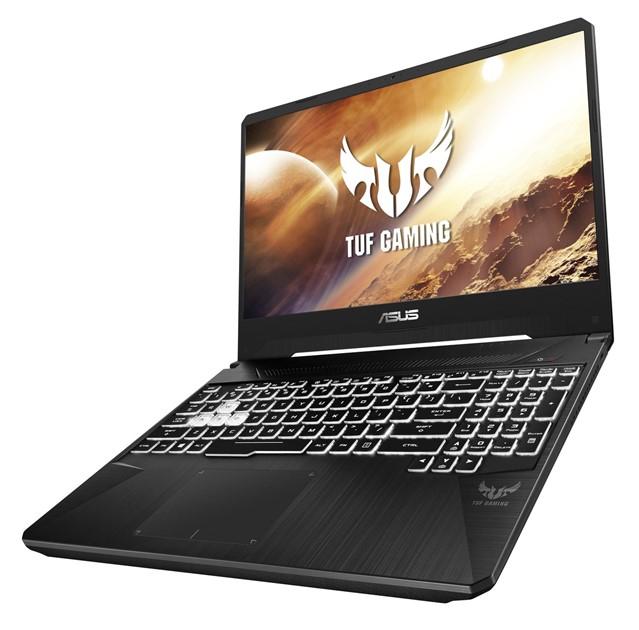 "ASUS TUF Gaming FX505DU-BQ045 - 15.6"" - Ryzen 7 3750H - 256 GB SSD - GF GTX 1660 Ti 6GB"