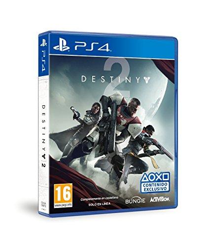 PS4: DESTINY 2 (juego físico)