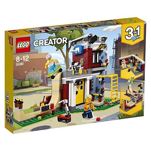 LEGO Creator - Parque de Patinaje Modular