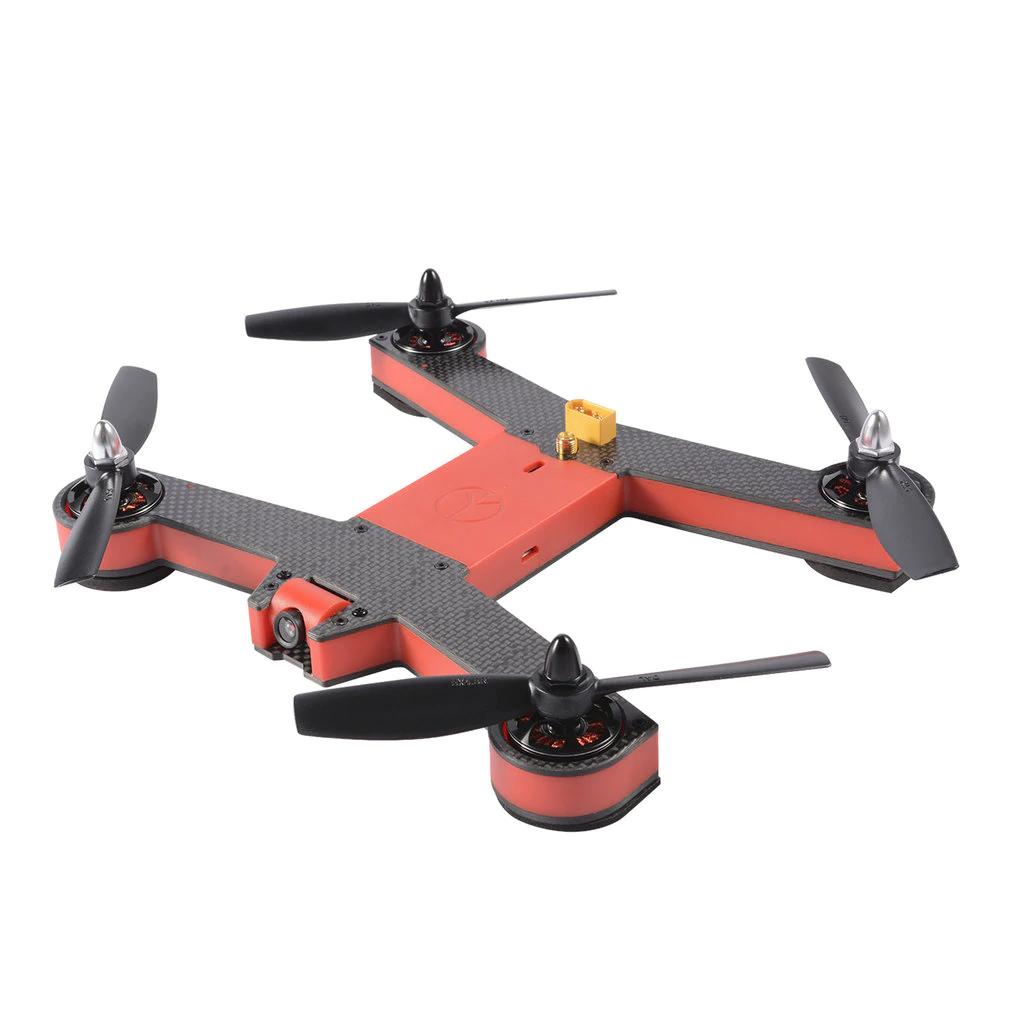 Dron de carreras FPV tirado de precio
