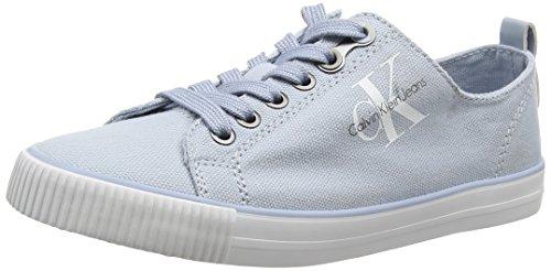 Calvin Klein Jeans Dora Canvas, Zapatillas para Mujer Talla 39