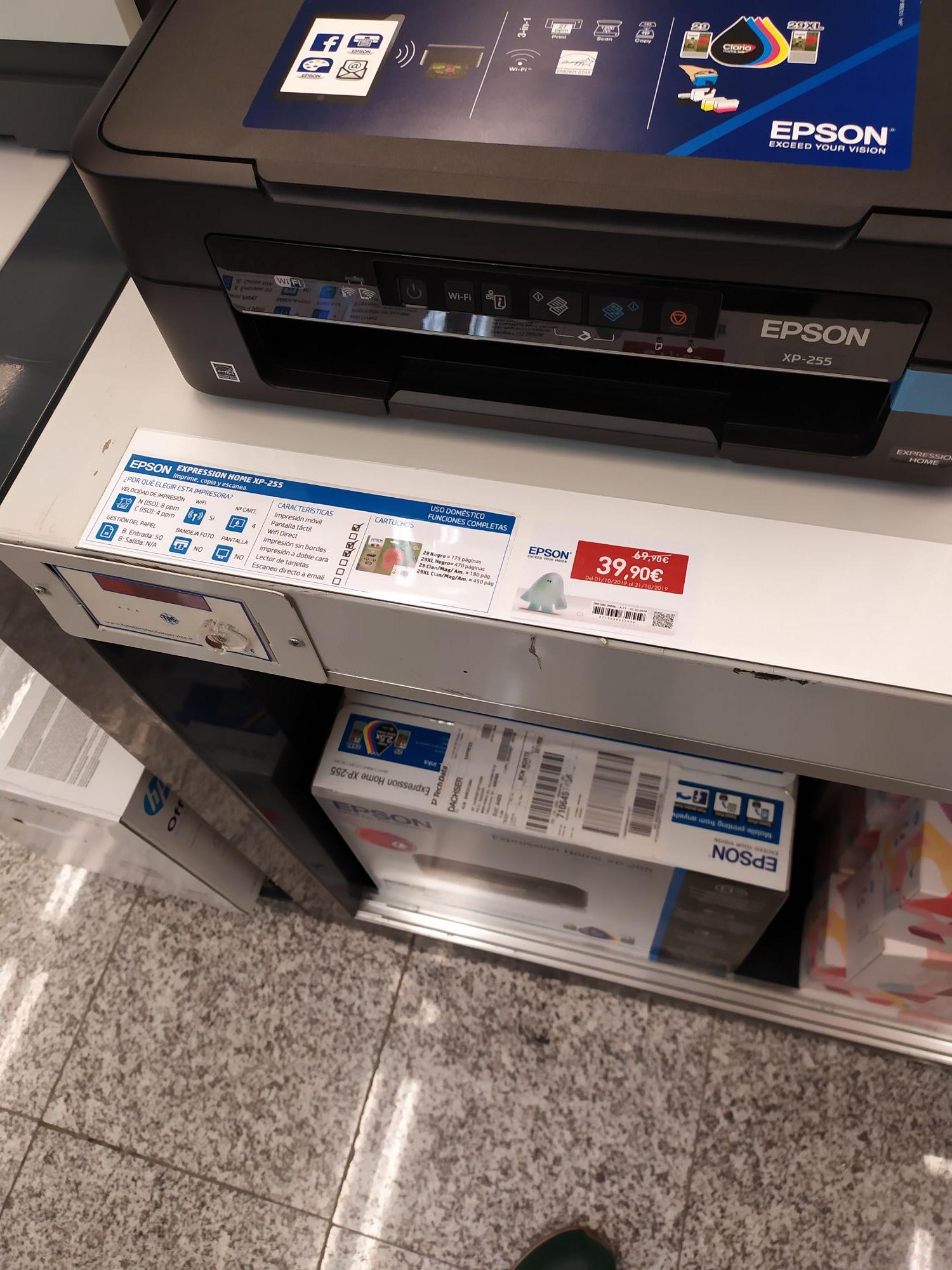 Impresora Epson XP 255