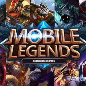 Recompensas gratis para Mobile Legends: Bang Bang (IOS, Android)